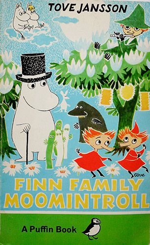 pined by nidnirand 2014*JuneHistory of the Moomins - All Things Moomin
