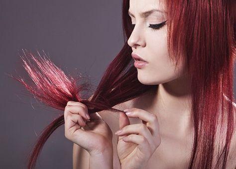 Come eliminare le doppie punte senza tagliare i capelli