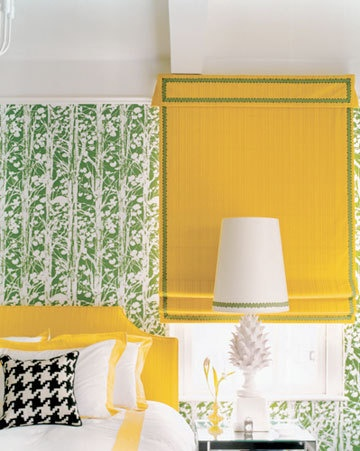 Color Combo: Yellow And Green