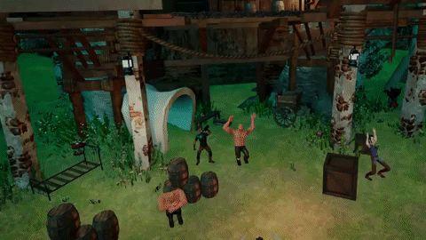 After beginning 50% off Steam Winter Sale on Guns'n'Stories: Bulletproof VR