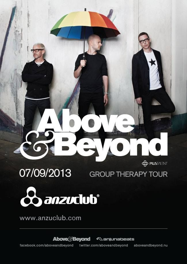 Above & Beyond @ Anzuclub