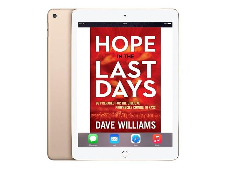Win an iPad Air 2 from Dave Williams Ministries!
