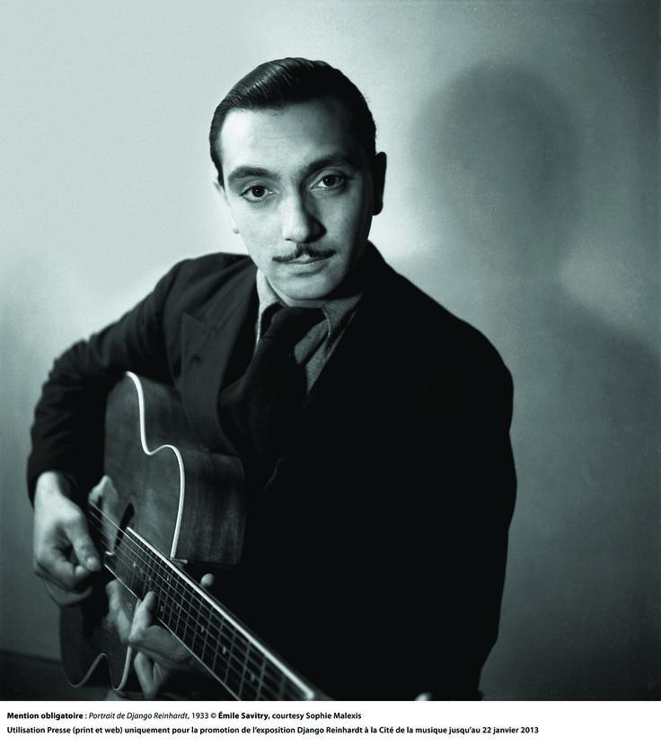 Django Reinhardt-Le génie du jazz manouche, Cité de la musique - Musée de la musique