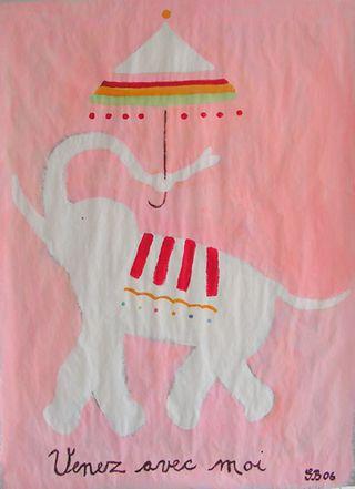 Nursery art - if bebe #3 is a girl... :)