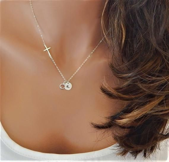 spiritual jewelry designed necklace Long goldfilled necklace hammered ring heart engraved pendant heart pendant round pendant
