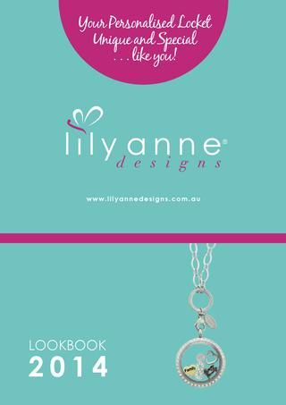 Our beautiful Personalised Lockets, Chains, and Charms are now in Print!  Released today, our Look Book 2014!!  http://issuu.com/lilyannedesigns/docs/lily_anne_designs_look_book_2014_-_?e=10618894/6497193