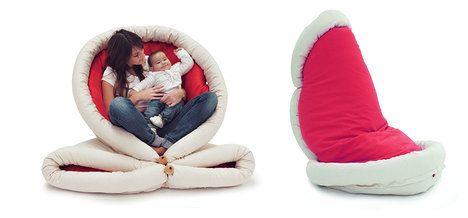 Multifunkční podložka Blandito je ideální řešení pro dětské pokoje nebo menší prostory. Je navržena specialisty tak, aby v různých tvarech poskytovala ideální ergonomické podmínky dětem, lidem s bolestmi zad nebo těhotným ženám, cena 12 899 Kč; Bonami
