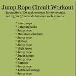 Cardio Circuit Workout | Peanut Butter Fingers