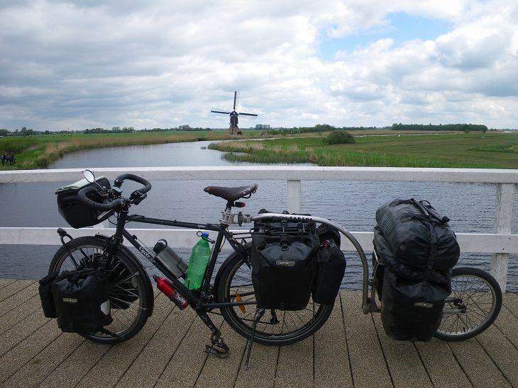 Canales de Holanda en Evo 2 Maraton