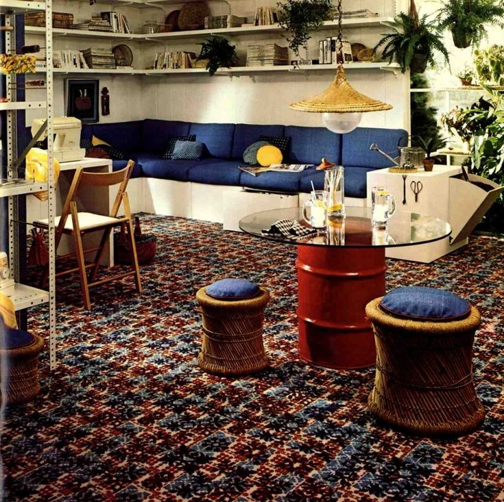 That 70s house 3 interiors pinterest d co for Lea passion decoration
