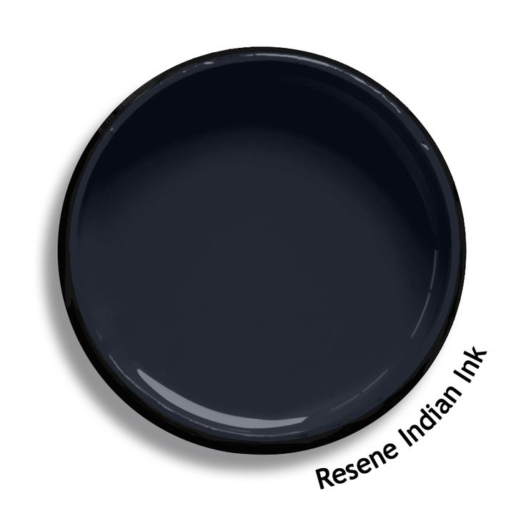 Resene Indian Ink is a blackened blue, reminiscent of a night without moonlight. From the Resene Multifinish colour collection. Try a Resene testpot or view a physical sample at your Resene ColorShop or Reseller before making your final colour choice. www.resene.co.nz
