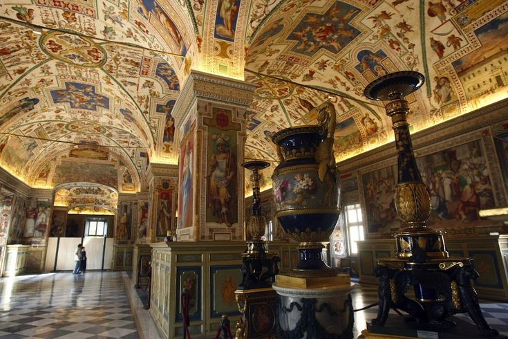 IlPost - Biblioteca apostolica vaticana - (AP Photo/Pier Paolo Cito)