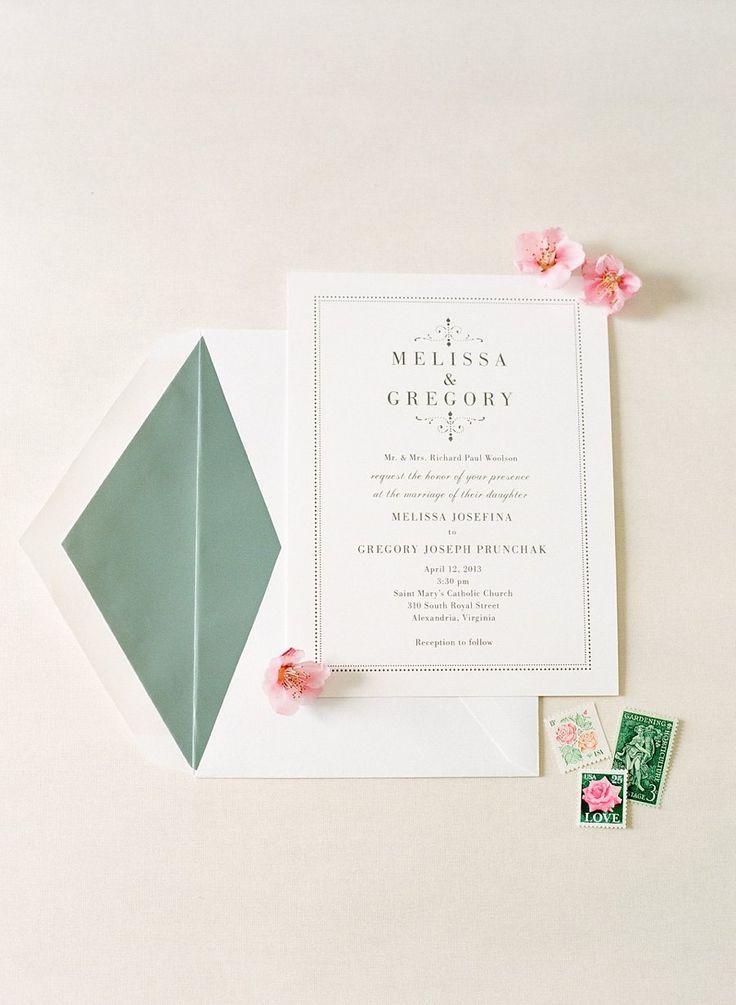 wedding invitations east london south africa%0A Virginia Garden Wedding from Jodi Miller Photography