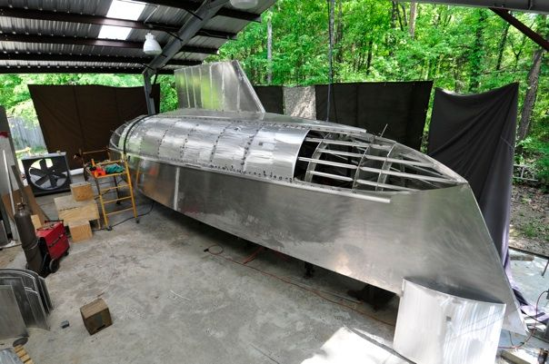 chine hull plated - Google Search