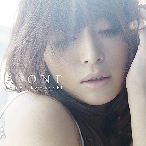 A One Ayumi Hamasaki Music CD J-Pop AYU