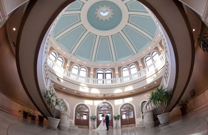 Ciociaro Club...home of the Wedding Odyssey Expo.  Image courtesy of Real Image Photography