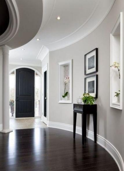 52 Ideas Painting Wood Floors Diy White Trim
