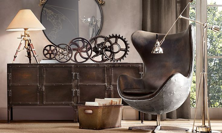 Steampunk Furniture This Example You Have The Elements