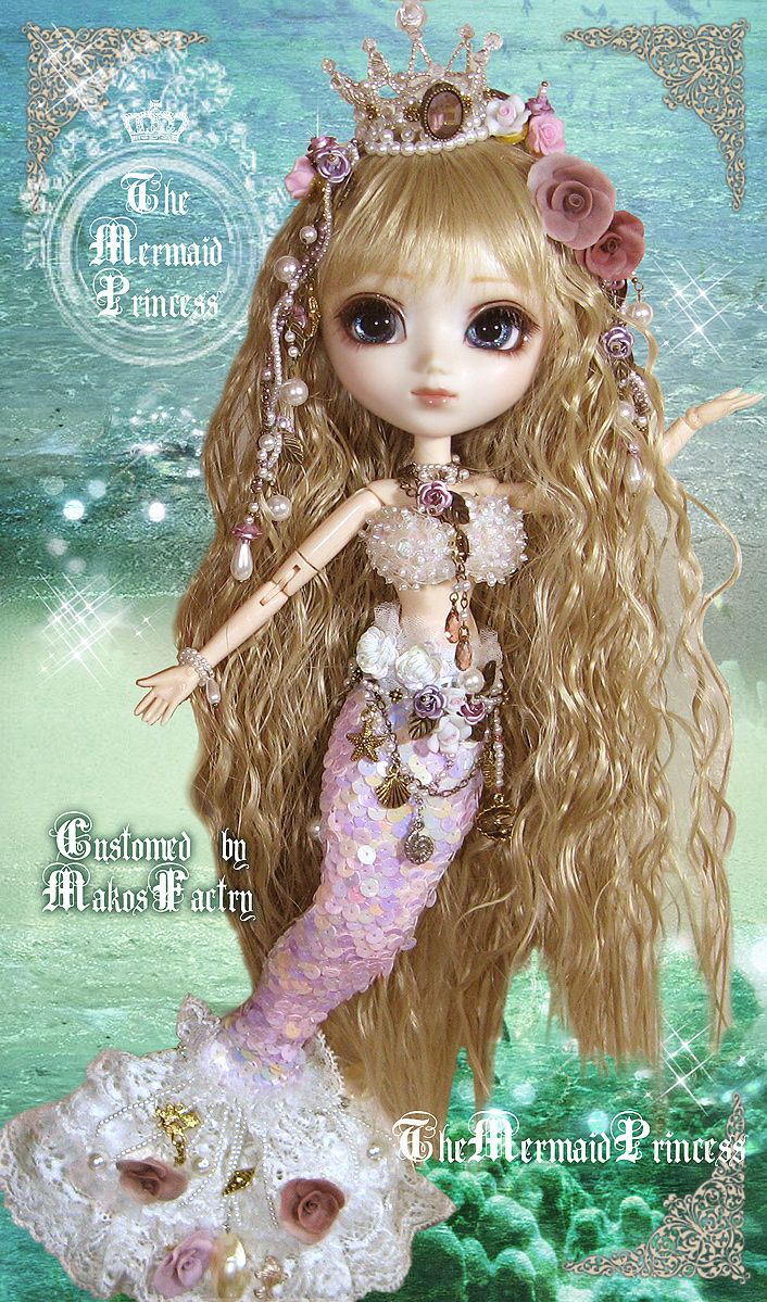 pullip+mermaid | mermaid2