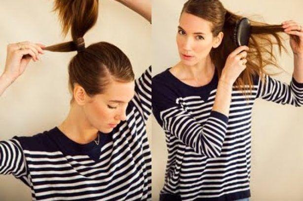 5 dakikada yapabileceğiniz hem şık hem pratik 20 saç modeli