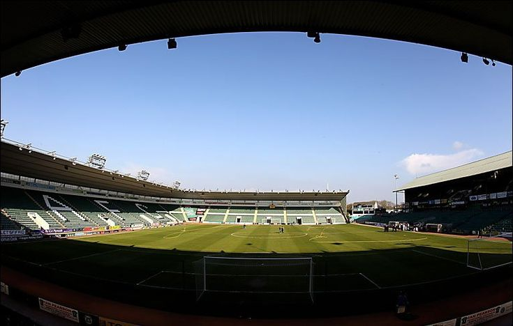 Plymouth Argyle FC - Home Park