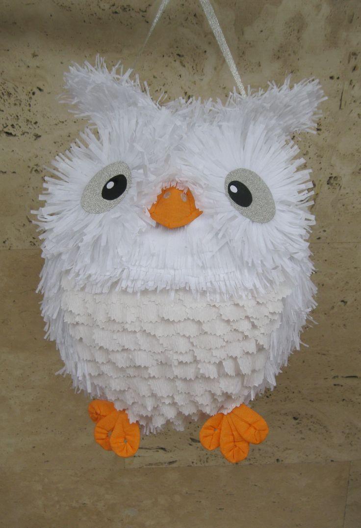 Owl Pinata Unine I Jelenine Pinjate Pinterest Owl