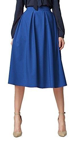 Falda midi plisada  faldas  moda  mujer  outfits  faldamidi  faldasinvierno   style  shopping  fashion  modafemenina  falda…  f619abd35e9f