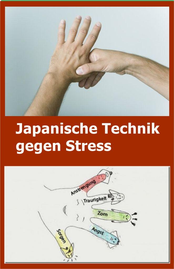 Japanische Technik gegen Stress |   #gegen #Japanische #Stress #Technik | Allgemeine Gesundheit – Natürliche Heilmittel