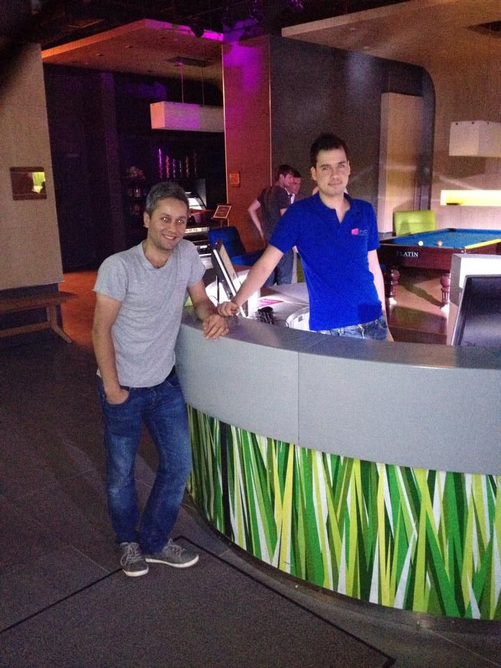 Aloft Bursa's talents are music lovers as well, so they couldn't miss out on the After-Party :)