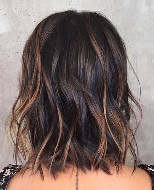 30 chic everyday hairstyles for medium length hair em 2020