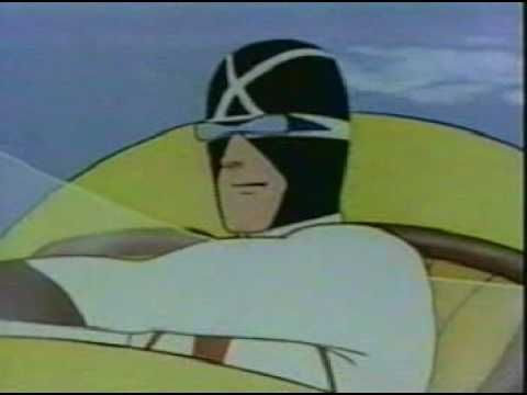 "Cake - ""The Distance"" (Speed Racer AMV)"