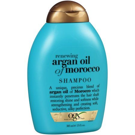 OGX® Renewing Argan Oil of Morocco Shampoo 13 fl. oz. Squeeze Bottle - Walmart.com