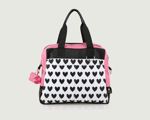 Diaper bag Baby girl stroller bag Girl Diaper bag by starjellyTLV