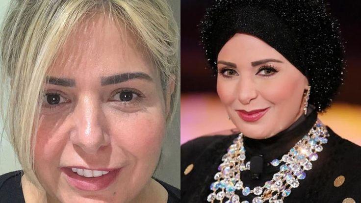 صابرين آخرهن نجمات أثرن الجدل في مصر بخلعهن الحجاب Statement Necklace Necklace Jewelry