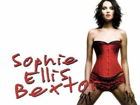 Sophie Ellis Bextor in a Vollers Corset