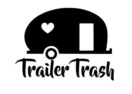 This listing is for one 5 x 7 Trailer Trash Decal.  This decal can be used on…