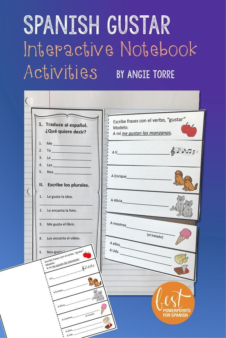 Hands On Spanish Foldable And Interactive Notebook Activities Get Interactive Notebook Activities Interactive Notebooks Spanish Interactive Notebook Activities [ 1102 x 736 Pixel ]
