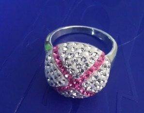 X marks the spot ring by SimplyPoshBoutiquee on Etsy
