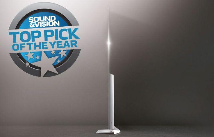 Le LG #OLED65E7 a été élu Top Pick of the Year 2017 par Sound&Vision... Le testeur a même revendu son bien-aimé plasma pour en acheter un :D  Et vous, content de votre TV #OLED ??  #LG #BestTV #televiseur #television #4K #ultrahd