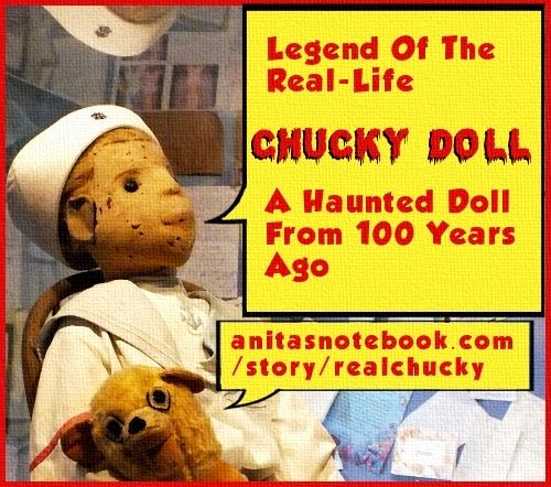 Turns Out Chucky From The Movie Child S Play Was Based On