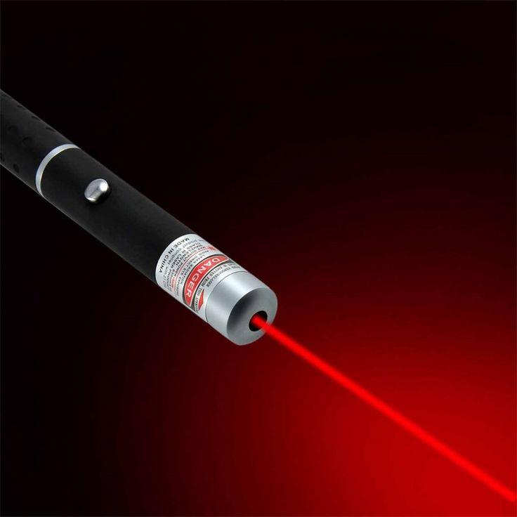 650nm 5 mW Roten Laser Pen-Pointer Leistungsfähiger Lichtstrahl-licht-lampe Präsentation Lampe Presenter Laserpointer für Arbeit Lehre Ausbildung