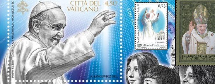 Die Briefmarken des Vatikans - Phila-Raritäten der Päpste