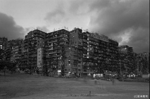 宮本隆司写真展「九龍城砦 Kowloon Walled City」 - デジカメ Watch