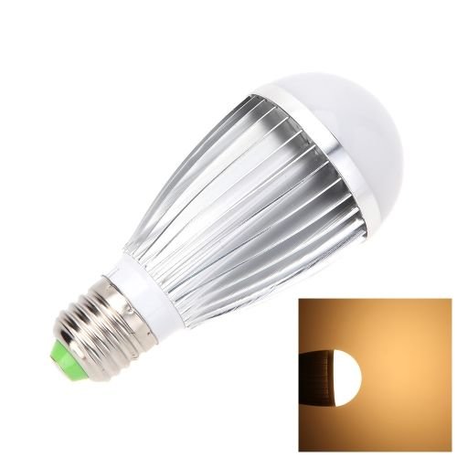 E27 7W 14 SMD 5630 LED Warm White Microwave Radar Motion  Ambient Light Sensor Lamp Bulb