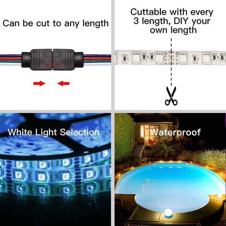 LED Light Strip RGB Strip Lights LED Tape Lights