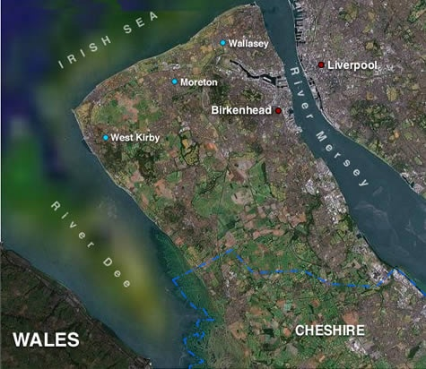 The Wirral Peninsula- Home Away From Home