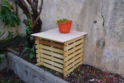 best 20 fabriquer composteur ideas on pinterest. Black Bedroom Furniture Sets. Home Design Ideas