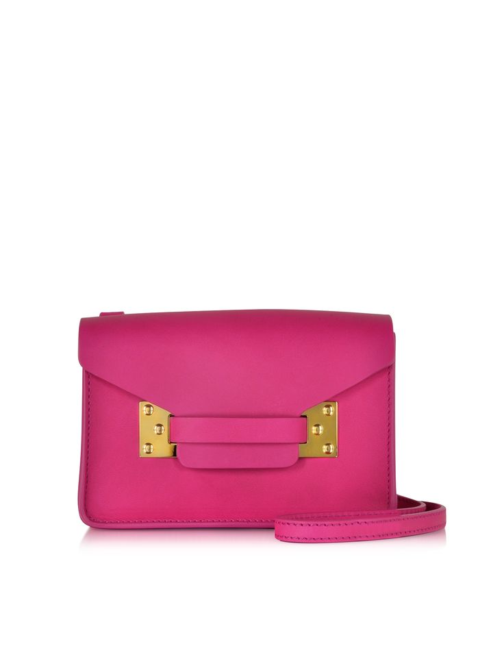 Sophie Hulme Nano Envelope Bag at FORZIERI