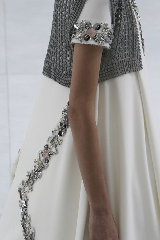 Chanel Couture Vogue