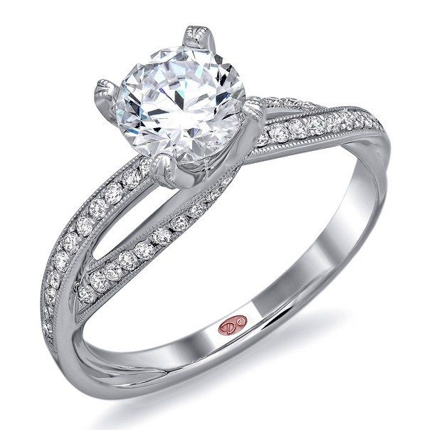 De Beers Engagement Ring